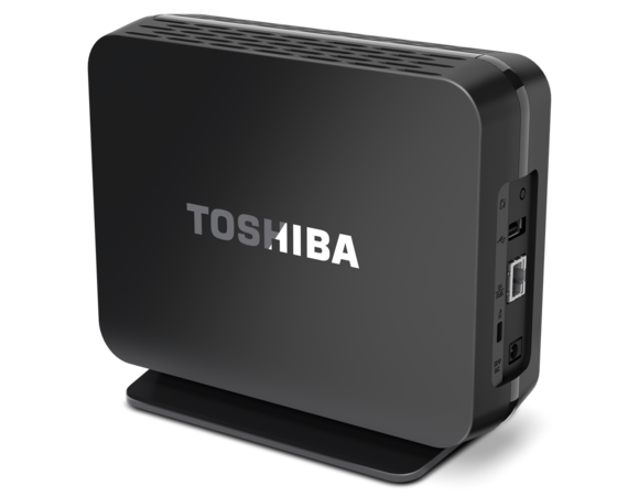 Toshiba Canvio Home 2tb