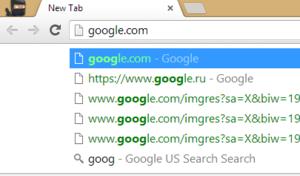 So löschen Sie bestimmte automatisch vorgschlagene URLs aus Chrome, Firefox und IE