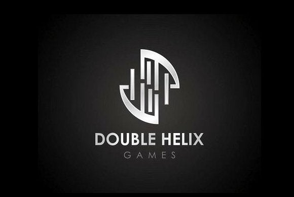 double helix game logo