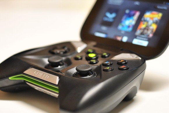 Nvidia Shield GameStream