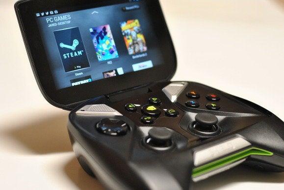 Nvidia Shield PC game streaming