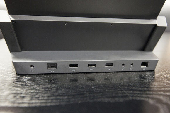 Surface Pro 2 rear