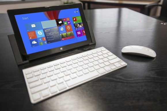 Surface Pro 2 front