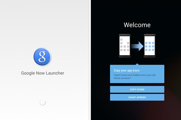 google update newlaunchers