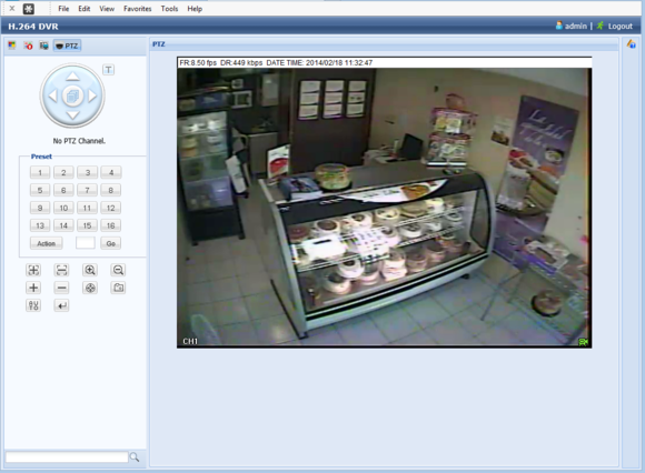 insecure webcam