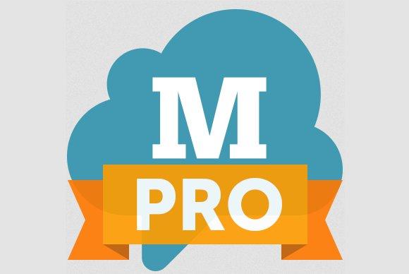 mightytext pro logo