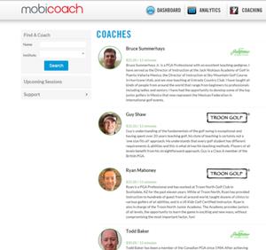 mobicoach fees