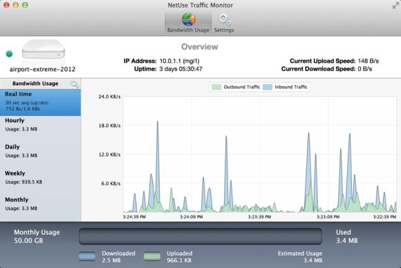 net use monitor