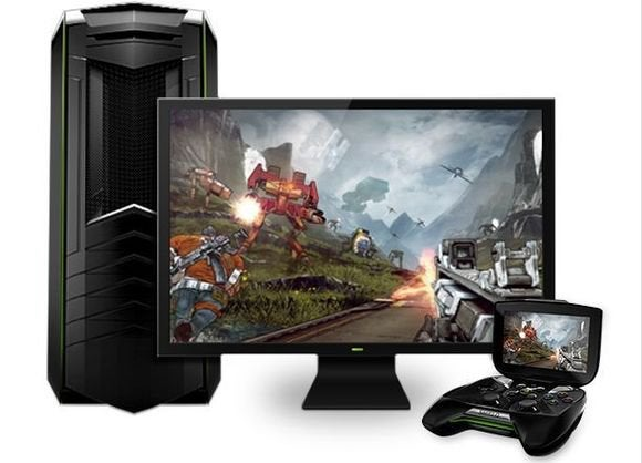 nvidia gamestream console mode