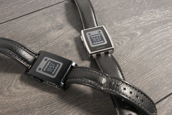 Pebble Could Be Counting Down To A Color Smartwatch Pcworld