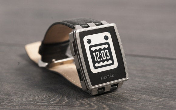 Anxious for the Apple Watch? The Pebble can be your ...