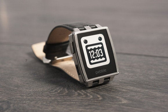 Review: Pebble Steel classes up the smartwatch