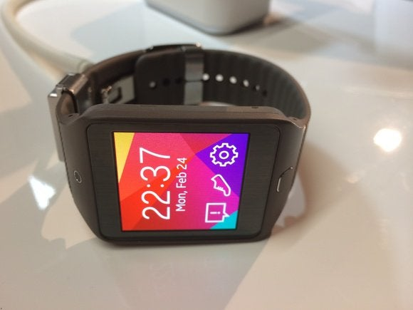 samsung galaxy gear 2 mwc jan 2014