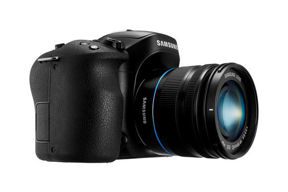 samsung nx30 smart camera