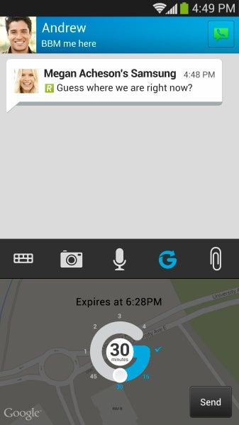 Blackberry Bbm Chat Rooms