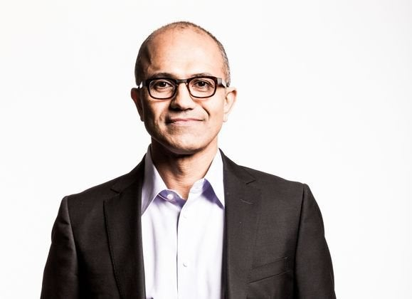 Yes he can! Nadella turns around Microsoft -- for real
