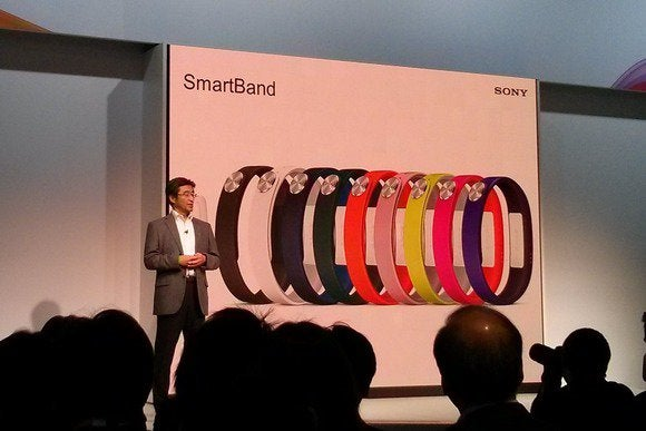 SmartBand colors