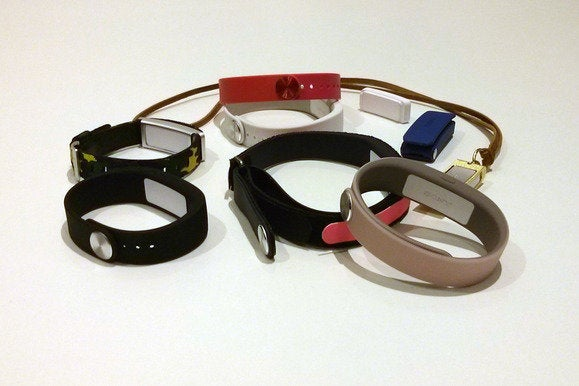 sony smartband designs mwc2014