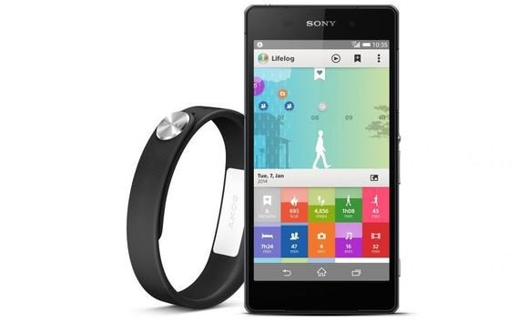 Sony SmartBand and Lifelog
