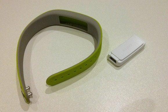 sony smartband mwc2014