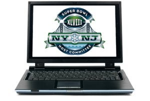 super bowl laptop