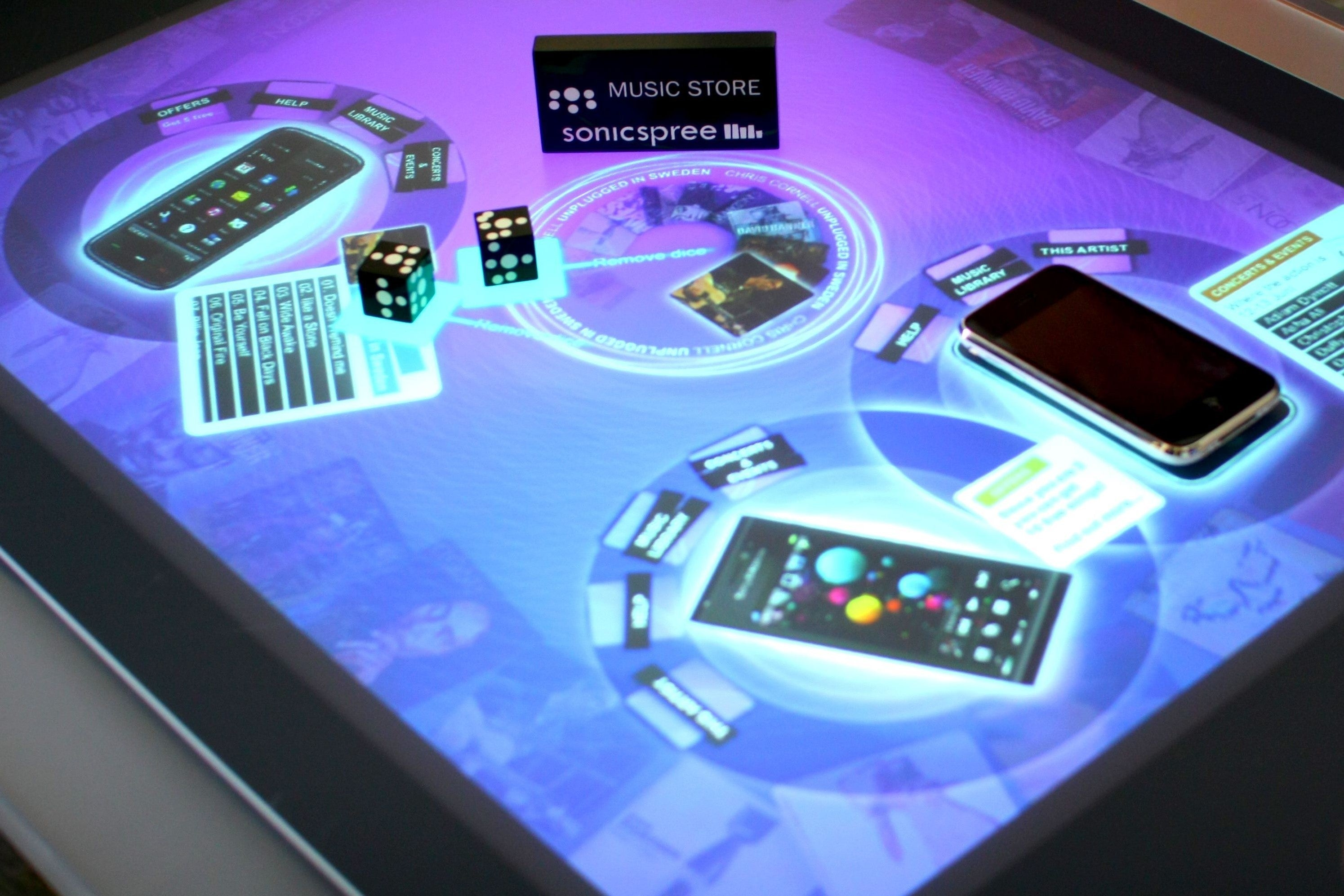 The Future Of The Desktop Is A Tabletop Pcworld