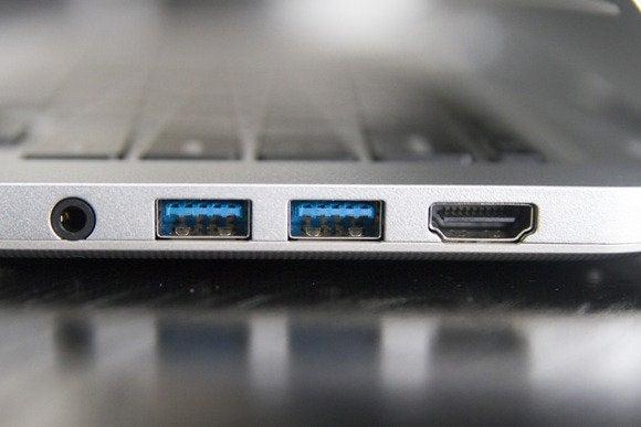 toshiba cb35 a3120 chromebook feb 2014 right side ports