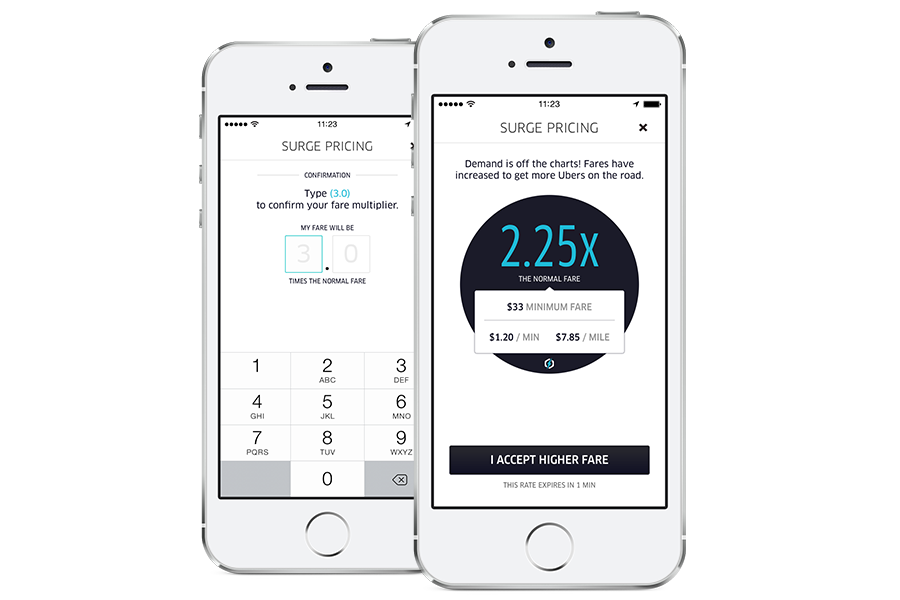 Uber Price Quote >> New Uber push notifications will let you know when surge pricing ends | PCWorld