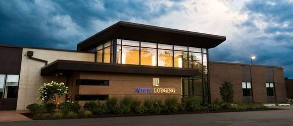 white lodging