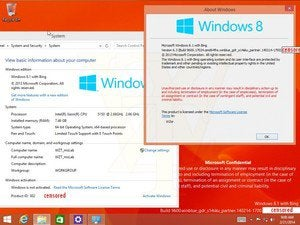 windows 8.1 with bing 2