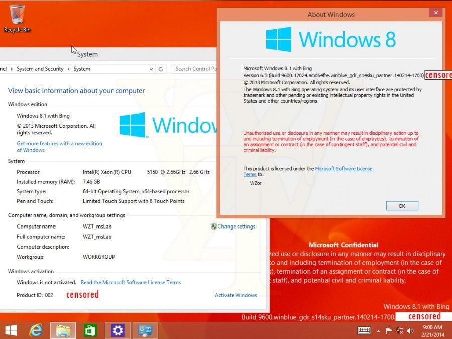 Bing для windows 8
