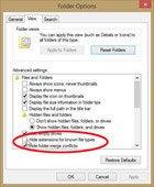 0327 folder options