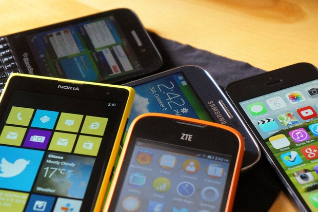 Do smartphone trade-ins threaten corporate security?