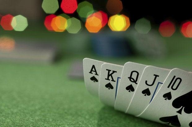 Poker 121046542