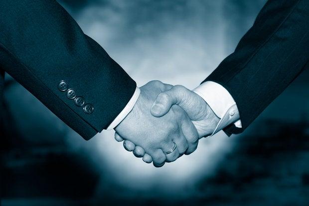 Best handshake 145237016