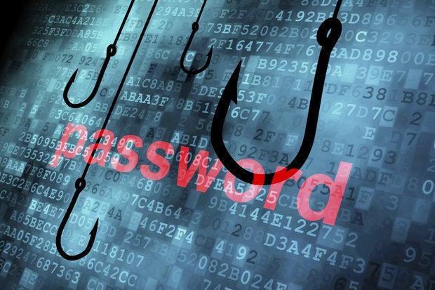 Phishing attacks aiming for multiple logins
