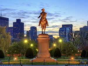 Boston Public Garden 151720465