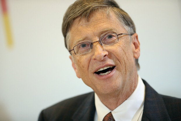 Bill Gates 2013 Germany