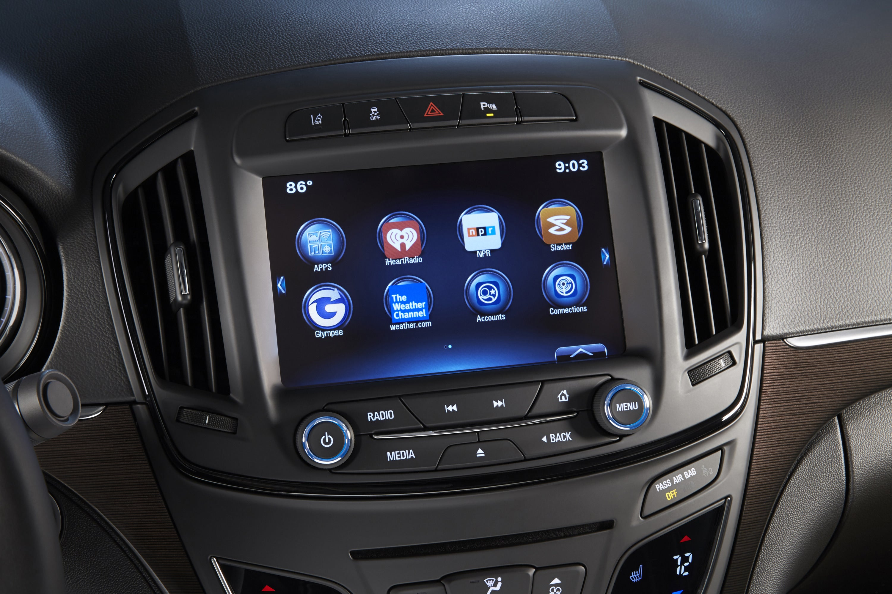 gm rolls out 4g lte to most buicks  bringing car
