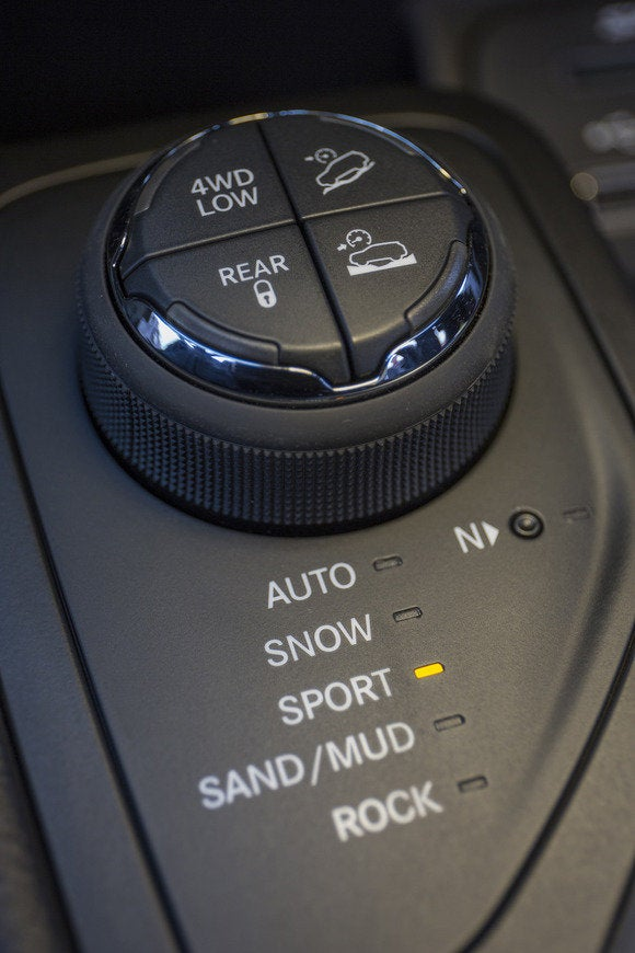 2014 jeep cherokee trailhawk selec terrain dial feb 2014