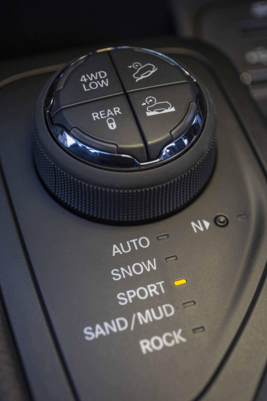 Snow Sand Mud Rocks The 2014 Jeep Cherokee Trailhawk