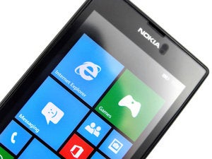 Nokia Lumia 520 with Windows Phone 8