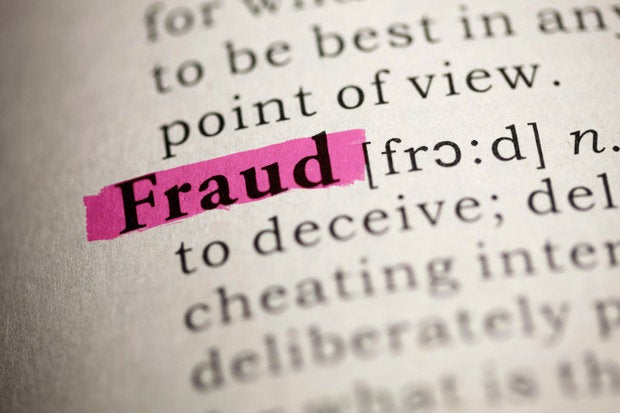 Fraud definition