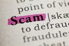 Scam definition