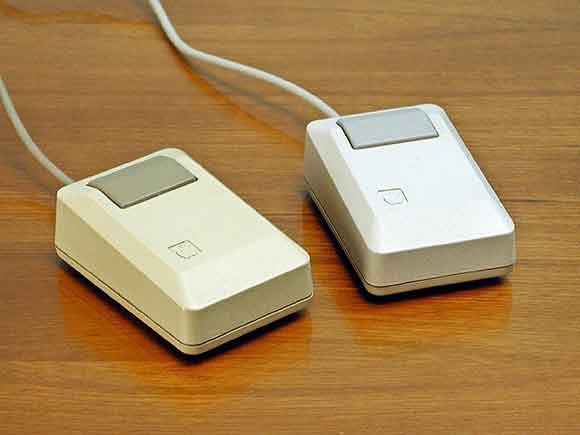 apple macintosh plus mouse