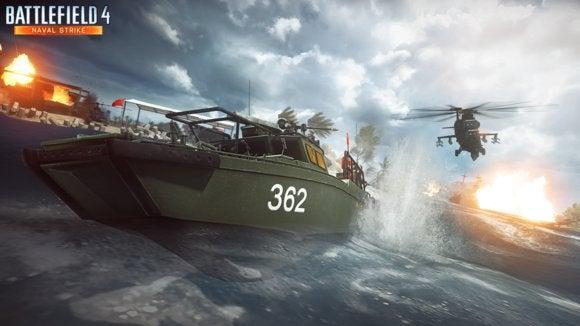 battlefield 4 naval strike attackboat wm