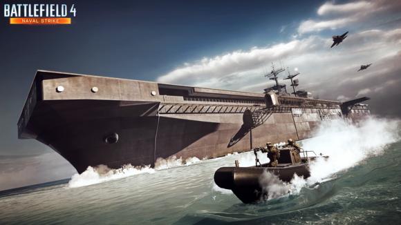 battlefield 4 naval strike carrier assault wm