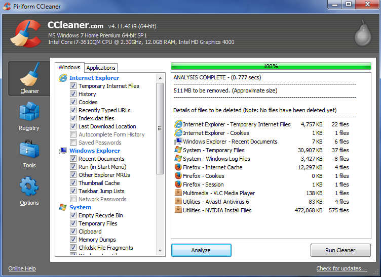 How to Download, Install and Use Ccleaner 2012 Free Edition How to Download, Install and Use Ccleaner 2012 Free Edition new picture