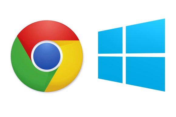 chrome windows logos