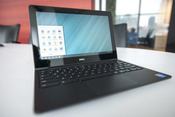 Dell bringing Windows desktop to Chromebooks through appliance